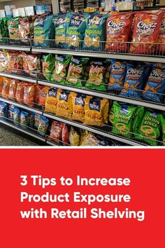 How you display your products on gondola shelves has a significant impact on customer purchasing. Learn more about increasing product exposure with retail shelving from Handy Store Fixtures. Supermarket Design, Supermarket Shelves, Bakery Menu, Retail Shelving, Market Displays, Ideas Hogar, Store Fixtures, General Store, Ocd