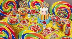 Explore Shindigz #SugarBuzz collection for your next Birthday Party & #MakeLifeMoreFun