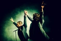 The Last Shadow Puppets   Club 69, Brussel, Belgium