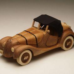 Топ-20 деревянных автомобилей