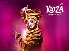 Kooza - Circo del Sol. Haz click en la imagen para comprar las entradas.