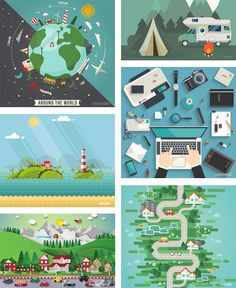 iStock Illustration Trends 2016 - iStock