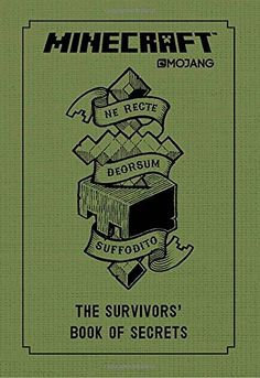 Minecraft: The Survivors' Book of Secrets: An Official Mo…