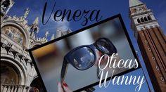 #Veneza é única e encantadora. A melhor forma de conhecê-la é passeando pelos seus #canais e admirando a #arquitetura desta cidade que é um museu ao ar livre. São 18 pequenas #ilhas e 400 #pontes!! Você vai se apaixonar!! #oticaswannygoestoitaly #venice #chanel #wannyview #beautifulplaces #mustsee