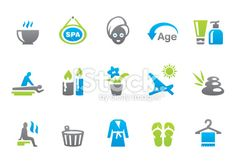 Beauty and Spa iconset