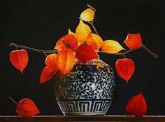 Drybrush – Still lives – Nature morte – Iperrealismo Art Pictures, Art Images, Still Life Flowers, Dragonfly Art, Italian Painters, Hyperrealism, Still Life Art, Dry Brushing, Painting Techniques