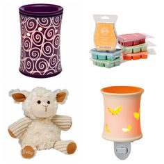 go to @Elizabeth Lampman to enter to win a Scentsy Prize Package Giveaway - Frugal Mom Eh!