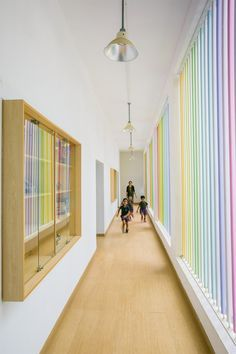 primary school interior entrance hall - Google Search