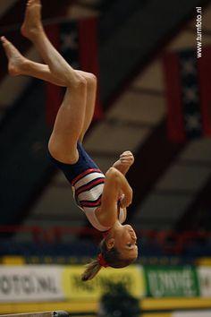 gymnastics, gymnast, 2008 Dutch Open