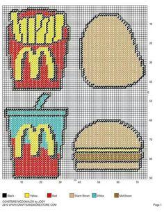 McDonalds Coaster Set 2/2
