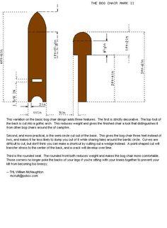 Bog Chair- MarkII http://tech.cls.utk.edu/wood/projects/bogchair/bogchairplans2.jpg