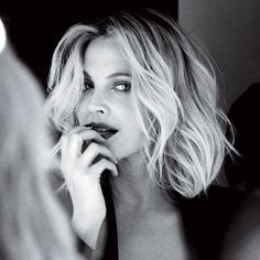drew barrymore, instyle magazine photo by regan cameron