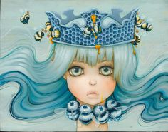 """Signed""""Royal Jelly"""" prints and more 15% off on The Camilla Store, only until 21/6/15"""
