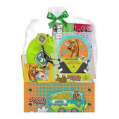 Megatoys -Scooby Doo Headphones Easter Gift Box