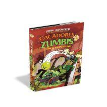 Esta arte é estrangeira, eu montei a versão brasileira - Caçadores de Zumbis - é a história de corajosas crianças, que enfrentam zumbis, entre outros monstros.