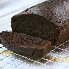 Bolo de chocolate com biomassa de banana verde @ allrecipes.com.br - Bolo funcional, sem lactose. A receita rende um bolo pequeno.