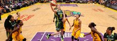 NEW YORK, June 2, 2016 – Breanna Stewart of the Seattle Storm was named the WNBA Rookie of the Month presented by Samsung for games played in May. The WNBA Rookie of the Month and the Eastern and Western Conference Player of the Month awards are presented by Samsung and are part of the larger …