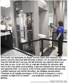 Security Win. I so hope this is true!