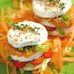 - Cursos de cocina: comida creativa