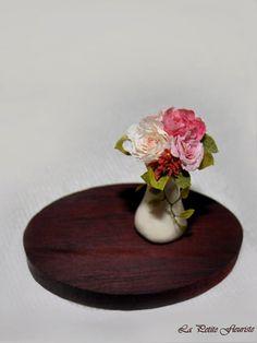 ♡ ♡ Producción miniatura la fleuriste petite. ROSAS