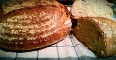 Pa de tradició / Bread of tradition (Anna Bellsolà's recipe)
