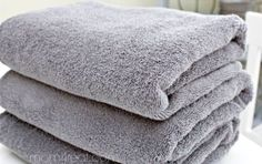 Get Rid of Stinky Mildew Towels | 8 Amazing Stinky Home Remedies | Cleaning Hacks and DIY Ideas by Pioneer Settler at http://pioneersettler.com/8-amazing-stinky-home-remedies/
