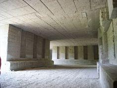 大谷石採掘場跡(中島飛行機地下軍需工場)その6 - とある戦跡と自衛隊