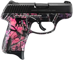Ruger® LC9s® Muddy Girl Camo – Davidson's Distributor Exclusive.
