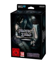 Amazon Germany - Project Zero Limited Edition back up for pre-order