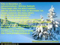 witch sabbath, Jahreskreisfeste