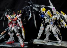 GUNDAM GUY: MG 1/100 Tallgeese III Custom - GBWC 2015 [Japan] Entry Build by ロク 【RO KU】 [Updated 9/25/15]