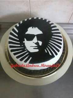 Torta Gustavo Cerati <3