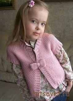 Knitting dla dzieci (dziewcząt