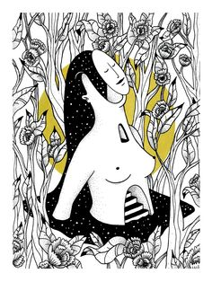 Helena_by Tami hopf see more at www.hopfstudio.com Step Inside, Snoopy, Illustrations, Fictional Characters, Art, Art Background, Kunst, Illustration, Fantasy Characters