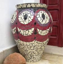 Resultado de imagen para pots in mosaic