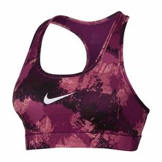 f89779a46fb4b Nike Racerback Sports Bra ( 23) ❤ liked on Polyvore featuring activewear