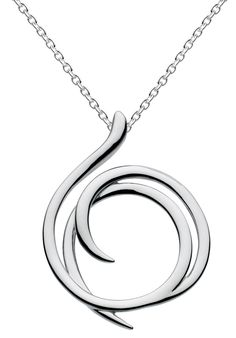 Kit Heath Eloquent Helix Wrap Necklace 30""