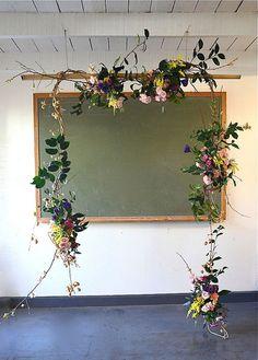 spring garland, rosehip flora | Flickr - Photo Sharing!