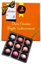 Sjaak's Dark Chocolate Truffles Assortment - Valentine's Day