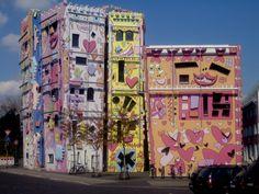 Braunschweig, Germany. Happy Rizzi House. James Rizzi.