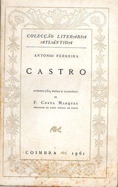 Castro | VITALIVROS / Alfarrabista