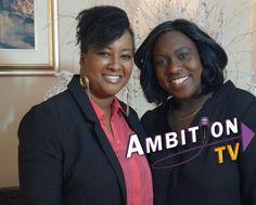 Entrevue Marilyn Mahotieres à AmbitionTV Marilyn Event Planner. Organisations d'événements - Event Planning - Montréal