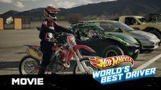 Hot Wheels World's Best Driver Movie