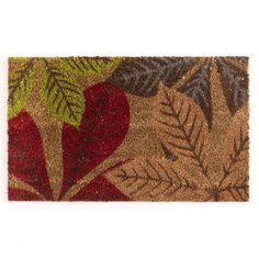 Welcome your guests with our fun and functional Coir Mat. These durable doormats are great for any weather and will help keep your floors clean and tidy.