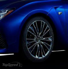 lexus teases new f model for 2014 detroit auto show picture