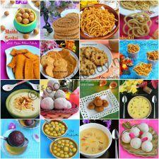 Krishna Jayanthi Recipes 2016 / Gokulashtami Recipes