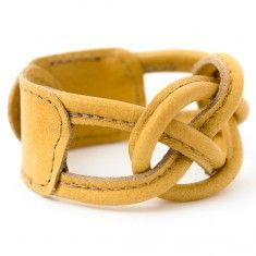 Naval Knot Small Yellow