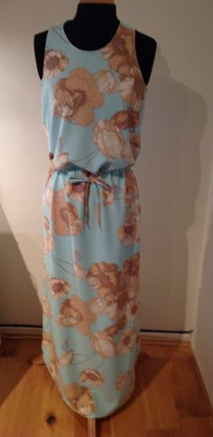 Scuba summer maxi dress Summer Maxi, Dressmaking, Sewing, Dresses, Fashion, Sew Dress, Vestidos, Moda, Couture