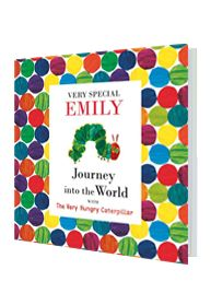 The Very Hungry Caterpillar Personalised Book £24.99
