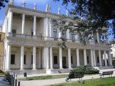Palazzo Chiericati - Arquitetura Renascentista.